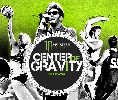 New Center of Gravity Video