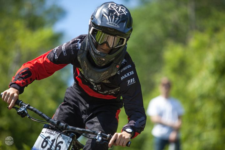 Race Report: Quebec Cup Round 2 - Mont-Comi